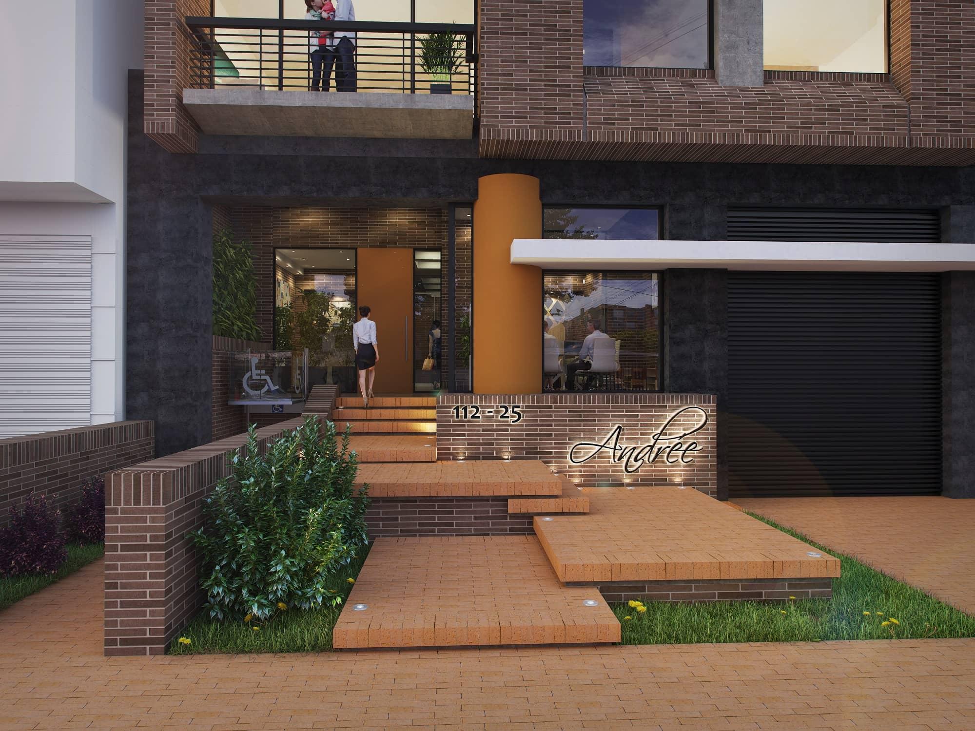 R-Edificio Andree_Exterior Ingreso_2K_RGB